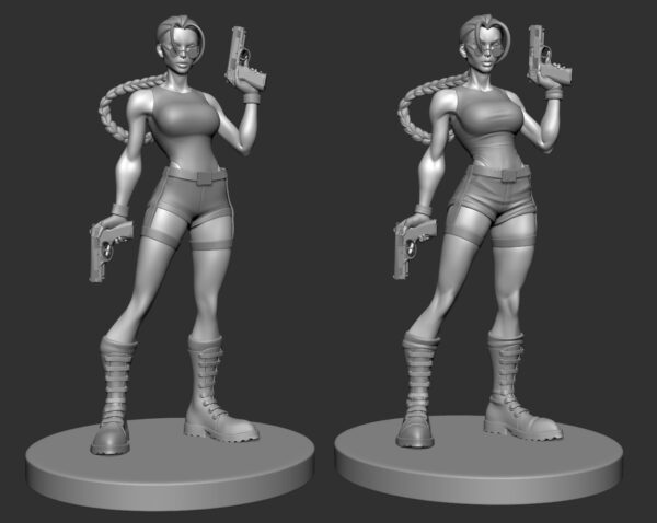 Sculpt-scaled